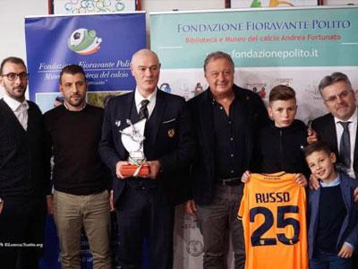 Premio Andrea Fortunato: Sport e Passaporto Ematico